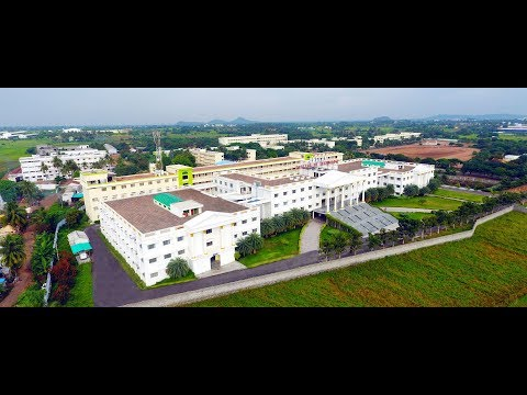 Selvam College of Technology, Campus Tour - 2018