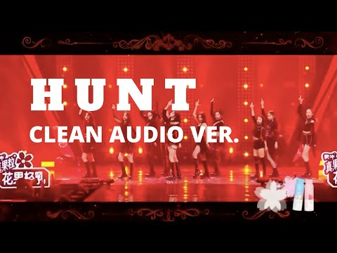 """""""HUNT"""" PERFORMANCE 成团之夜《猎》舞台纯享 - Youth with You 2 Finale (Clean Audio Ver.)"""