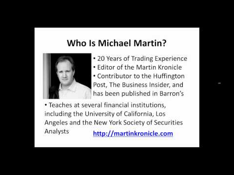 Interview with Day Trading Expert Michael Martin