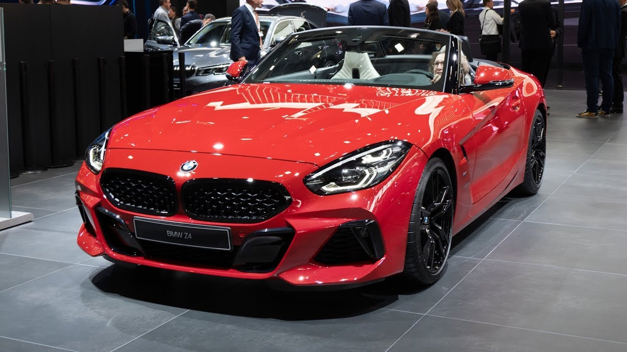 2019 Bmw Z4 The Best Roadster Youtube