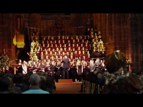 Hammond School Carol Concert 2016 @ Chester Cathedral - The Twelve Days Of Christmas