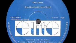 3RD ARMY - Step One