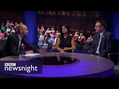 Does the Queen's Speech signal the end of austerity? - BBC Newsnight