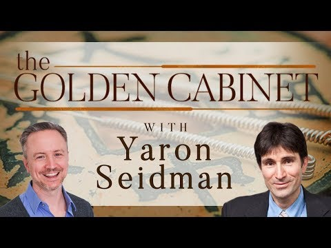 Interview with Yaron Seidman | The Golden Cabinet Podcast Episode #14