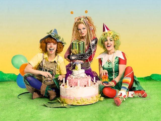 Der Traumzauberbaum - Das Geburtstagsfest | Trailer zu DVD (Europa/Sony Music) und Bühnenshow