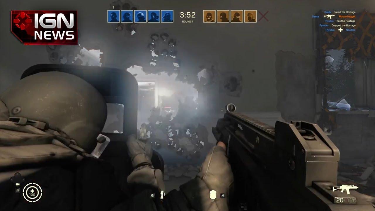 how to play local on rainbow six siege