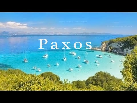 Greek Caribbean: Paxos island // Παξοί, η ελληνική Καραϊβική!