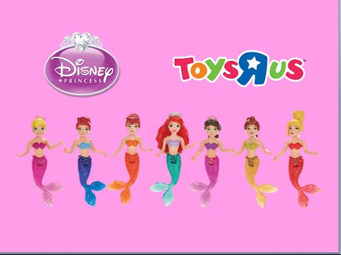 Ariel's World: The Little Mermaid Sisters - Only At TOYS R US!