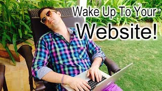 Create a SIMPLE Niche Website in WordPress 2014 - Easy!