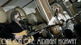 ONE ON ONE: Larry Campbell & Teresa Williams - Midnight Highway 1/4/15 City Winery New York