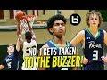 Carter Whitt & Jalen Benjamin Get TAKEN to the BUZZER! Stays Undefeated!