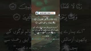 Quranic dua #14   Urdu translation   #quranicdua #LqWhatsAppstatus #Lqinstastory