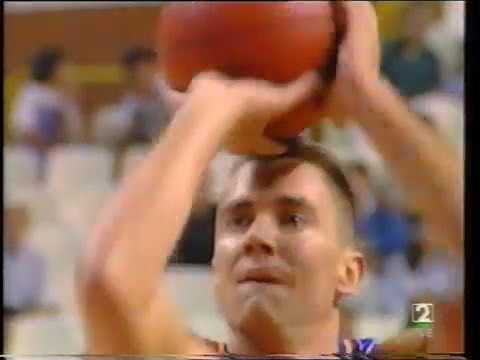 Download BALONCESTO  ACB  1995   REAL MADRID   ANDORRA