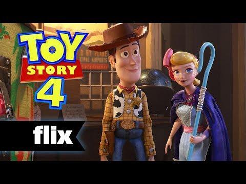 Toy Story 4 - Woody & Bo - Alternate Ending