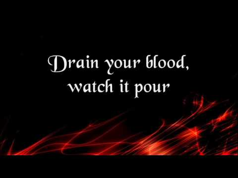 Bullet For My Valentine - Begging For Mercy Lyrics