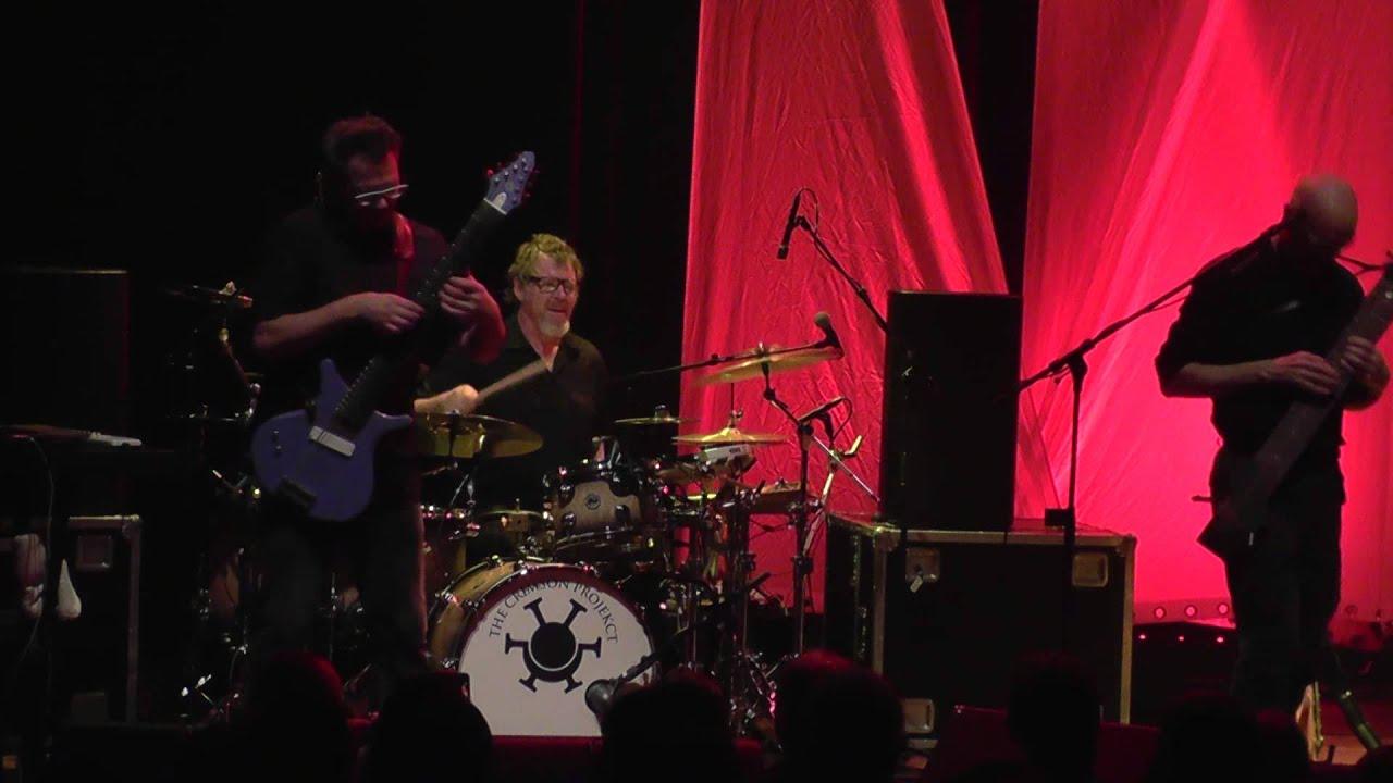 Resultado de imagen de The Crimson ProjeKCt - Theater Heerlen 2014-07-05