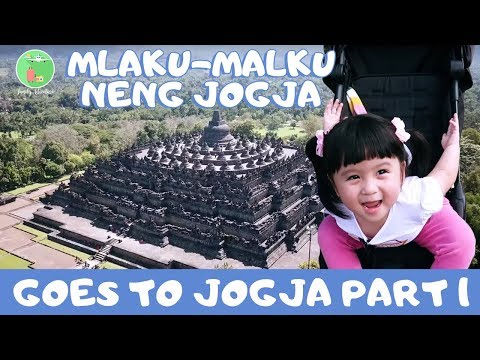 Mlaku - Mlaku Neng JOGJA (Part.1)