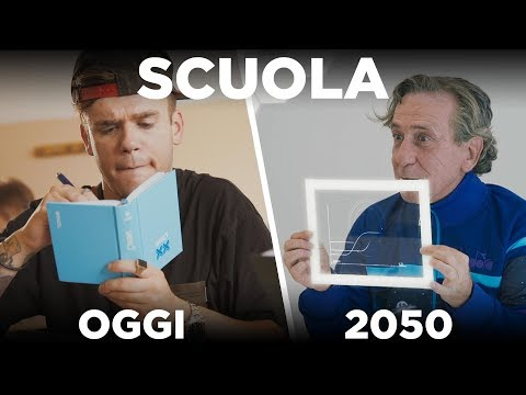 SCUOLA OGGI VS 2050 - IPantellas