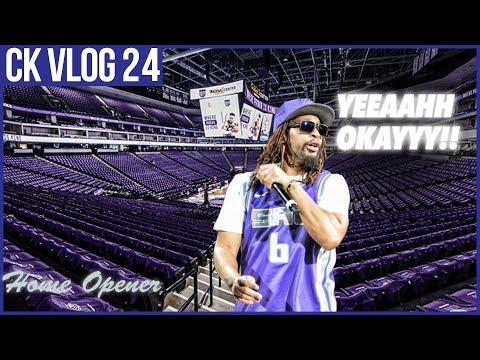 Lil Jon says wasup, 🦊 Fox Balls Out, NBA Opening Night vs Rockets