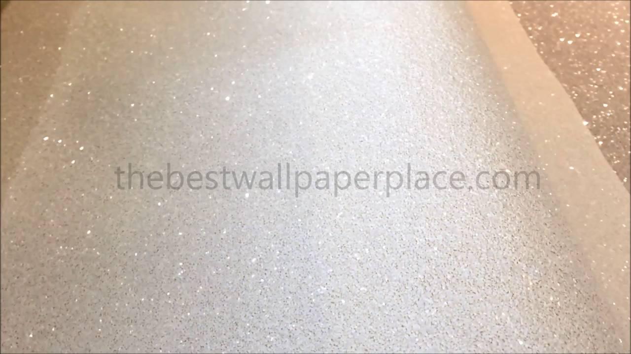 Matt White Glitter Wallpaper | The Best Wallpaper Place