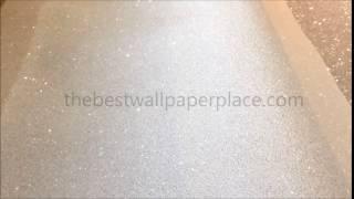 Matt White Glitter Wallpaper   The Best Wallpaper Place
