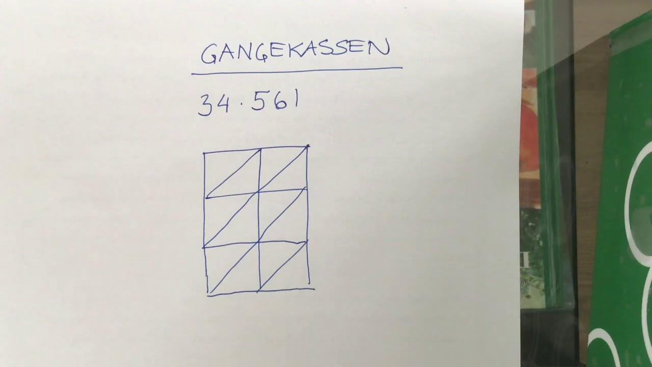 Gange med Peter - GANGEKASSEN - sammenligning
