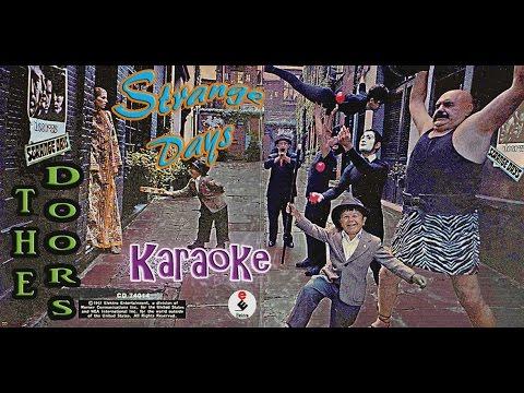 The Doors * Karaoke of Strange Days & The Doors * Karaoke of Strange Days - YouTube Pezcame.Com