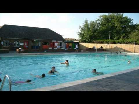Petersfield Outdoor Air Swimming Pool Petersfield Hampshire