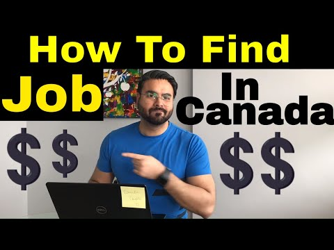 How To Find Job In Canada Job Bank | Salary And Jobs In Demand | Canada Couple
