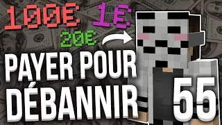 ON PROPOSE DE DÉ-BANNIR LES CHEATERS CONTRE DE L