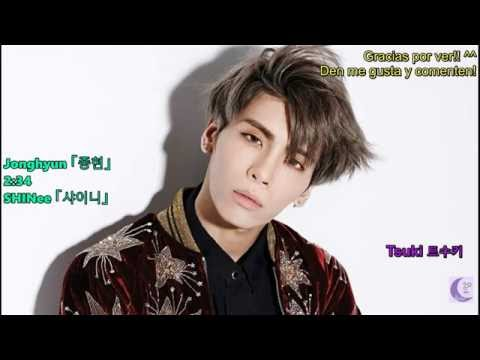 Jonghyun (종현) - 2:34 [Sub Español/Rom/Hangul]