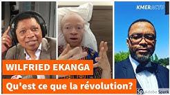 Wilfried EKANGA: QU'EST-CE QUE LA RÉVOLUTION ? RESSAISISSEZ-VOUS  !