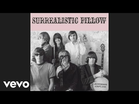 Jefferson Airplane - White Rabbit (Audio)