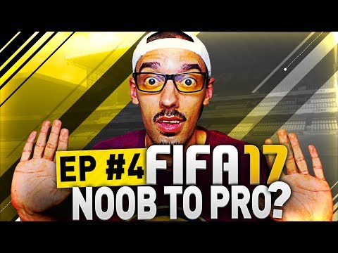 TIME TO BE CLUTCH! CLOSE FINISH! FIFA 17 NOOB TO PRO SERIES | EP4