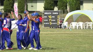Highlights - Vanuatu v Samoa (Day Six)