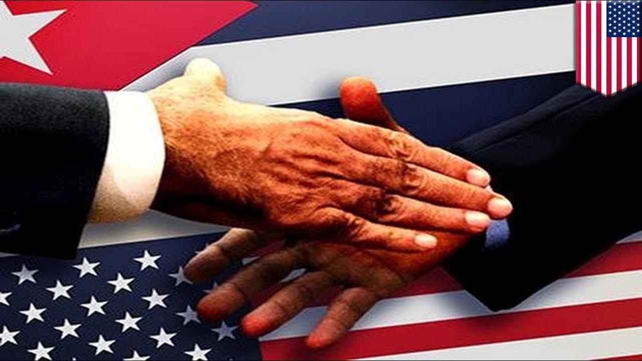 Obama anuncia el restablecimiento de relaciones diplomáticas entre ...