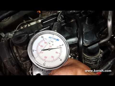 параметр компрессии для дизельных двигателей