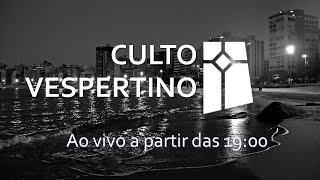 Culto Vespertino - Marcos 10.17-22 (10/10/2021)