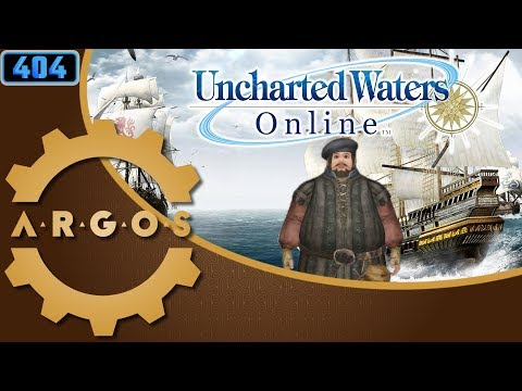 Perfect Crashes - Uncharted Waters Online: Age of Revolution - A.R.G.O.S. Episode 37