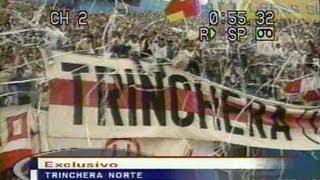 Historia de la Trinchera Norte Reportaje Goles en Accion Universitario de Deportes