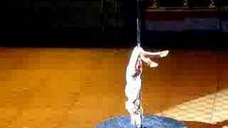 The First Open Pole Dancing Competition in Hong Kong