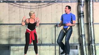 Billy in the Air - with P!nk!