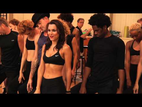 Chicago: The Musical @ Hollywood Bowl — Press Day w Brooke Shields, Stephen Moyer & Samantha Barks