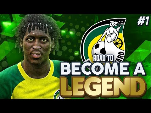 """ROAD TO BECOME A LEGEND! PES 2019 #1 