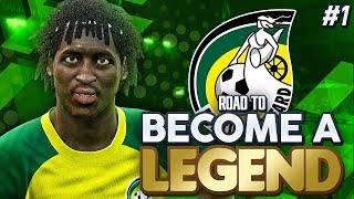 "ROAD TO BECOME A LEGEND! PES 2019 #1 | ""TIPPED FOR GREATNESS?!"""
