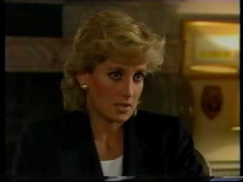 Princess Diana BBC News 31/8/97 Part 4 - Charities
