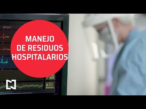 Manejo de residuos hospitalarios ante COVID-19 - Las Noticias