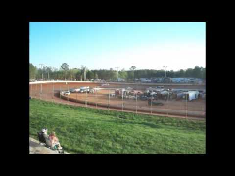 A hobby hot laps @ North Georgia Speedway 4/16/2016 Featuring Ralph Langston