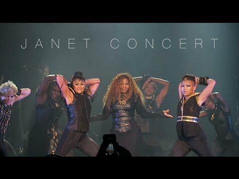 Wet Willies & Janet Jackson Concert!!