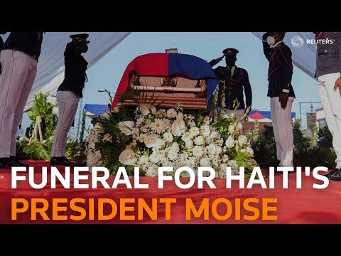 LIVE: Haiti holds
